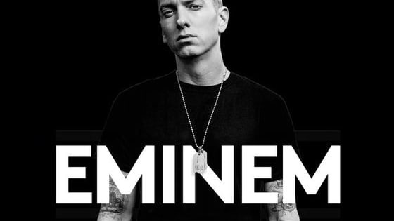 Eminem has 3 styles of rapping, if you aren't familiar with them listen to these three songs: My Name Is - Slim Shady When I'm Gone - Marshall Mathers Not Afraid - Eminem