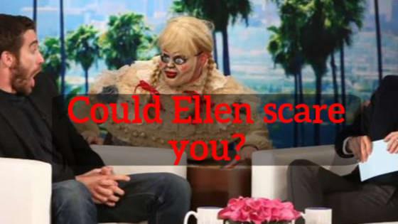 Ellen shares her top 10 scares of 2015!