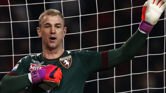 Should Pep give Joe Hart another chance