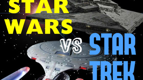 Are your philosophies and mindset more in line with Star Wars or Star Trek? Come settle the age-old debate for yourself!