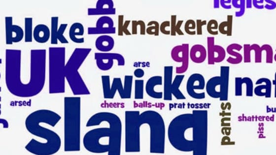 How well do you know your British slang? Take the test and let's see how well you do!