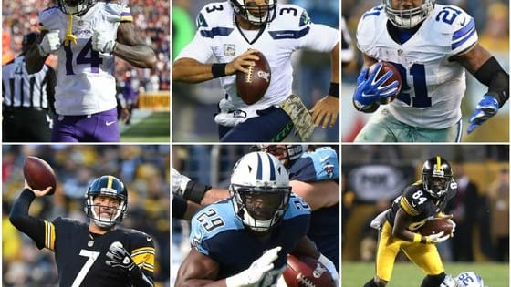 Each week Best NFL Polls asks YOU to vote for the top quarterback, running back and wide receiver performances. Let us know which players impressed you the most in Week 10 and check out the results on bestnflpolls.com!