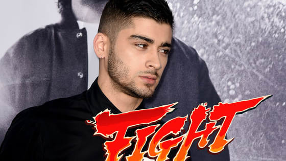 Zayn Malik has been pretty busy fighting lately.  Day or night, young or old, Zayn is ready for some beef. But would he fight you?