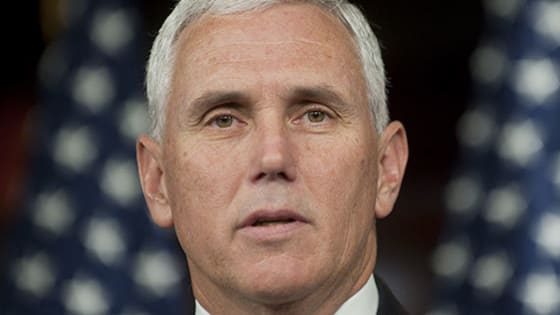 Is Mike Pence the right guy?
