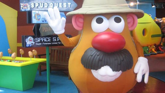 """The Adventures of Mr. Potato Head"" is coming to EdVenture Children's Museum May 23. Find out how much you know about this spud star."