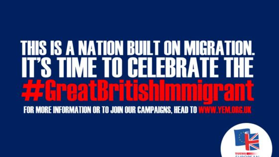 We are a nation built on migration!   As part of our campaign to celebrate the #GreatBritishImmigrant, we've rounded up a few examples of famous immigrants in the UK to give you some inspiration.  Click each graphic to reveal a short biography.