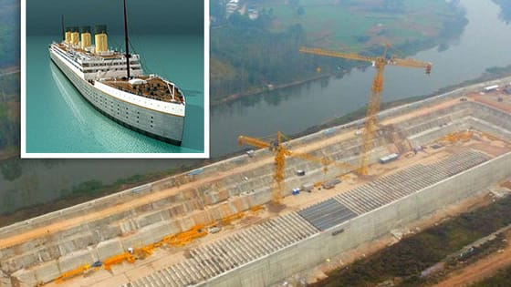 Do you think China's Titanic replica will get a lot of visitors?