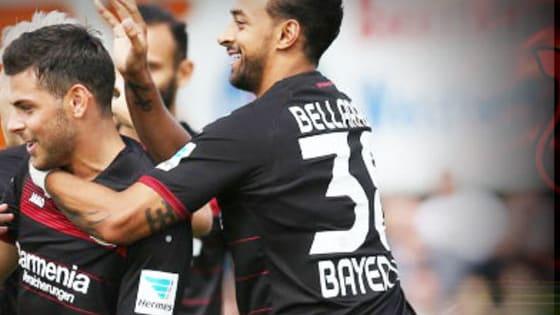 Bayern Munich vs Bayer