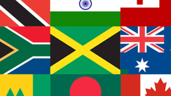 The Commonwealth is home to 2.4 billion people in 53 countries. Can you match these flags to the country?