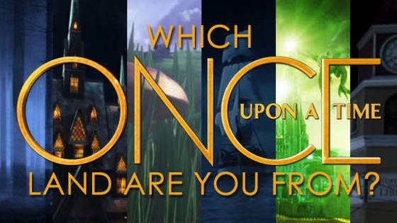 what once upon a time world should you live in