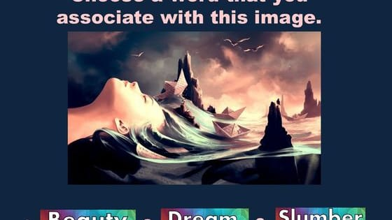 How you perceive the abstract will determine your surreal talents.