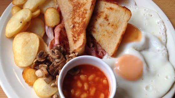 What do you think is the best part of a Full English Breakfast?