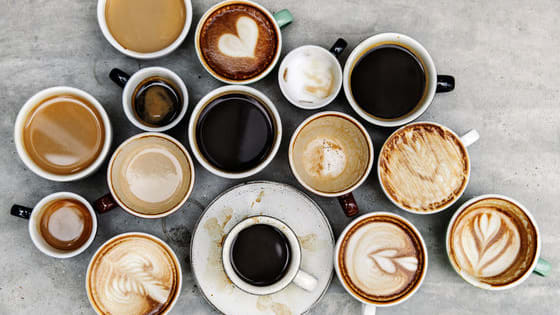 So many choices! Where should you get your caffeine fix?