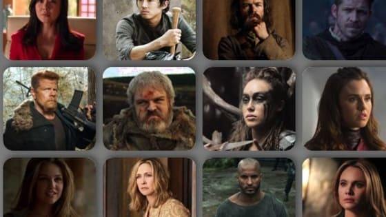 Most Heartbreaking TV Death - Best of 2016