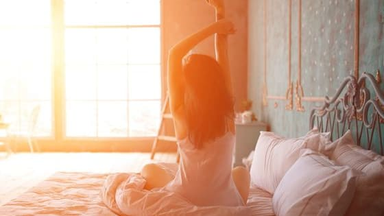 Does the way you get up in the morning reflect your temperament? Click on to find out!