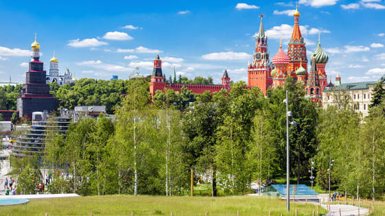 Moscow's Zaryadye Park is one of the city's newest highlights. The multi-million dollar project is barely a year old, but already one of the most impressive parks on Earth. Here's why this park is a must-visit when in Moscow.