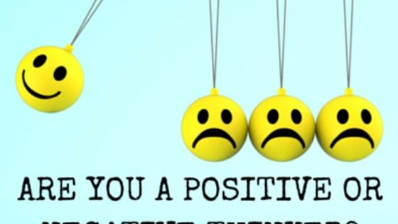 Are You a Positive or Negative Thinker? www.letstfact.com