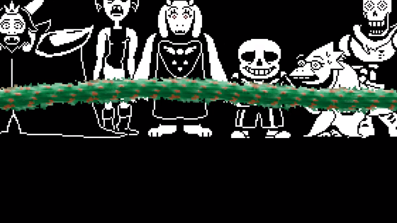 WARNING: HUGE IN GAME SPOILERS AHEAD!!!1111!!!!!1!!!!  Are you as good as Frisk or Toriel? A  re you hiding secrets like Sans and Alphys? Are you strong as Undyne? Are you as innocent as Papyrus?  Who are you most like in Undertale? Find out here! ( PART TWO COMING SOON)(Results include: Frisk, Flowey, Toriel, Sans, Papyrus, Alphys, and MTT)