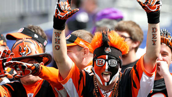 Find out what kind of fan you are with one question on each of this week's 13 games.