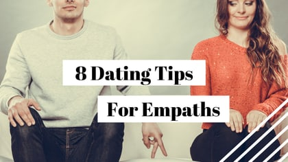 As an empath your energy is precious and can be drained more easily than others. You feel a lot, and this can make relationships harder. But don't worry, there are some tips that will help you through the most troubling dating situations: