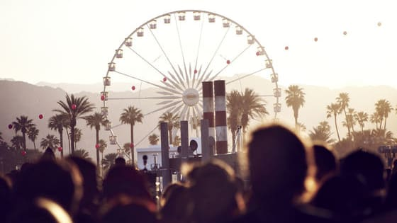 It's desert music festival time, and sometimes it's hard to know where you are at all. You could be pretty much anywhere, so where are any of us really? Take the quiz so we can help locate you -- you just might be at Coachella.