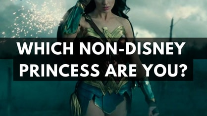 Oh yes, there ARE Non-Disney Princesses... and yes, do they rule! So which are you most like?