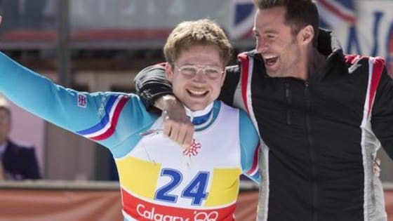 With Eddie the Eagle hitting cinemas this week, how much do you know about sporting films?