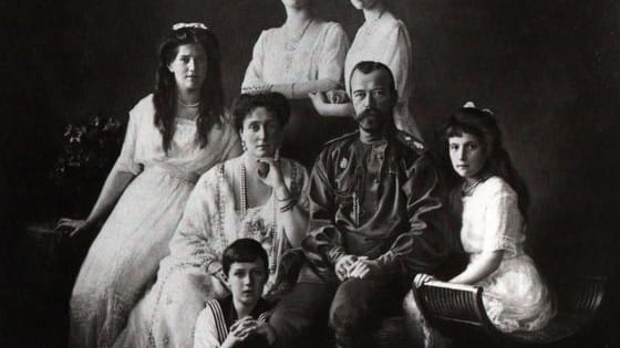 Which member of this Imperial family of Russia would you get according to your personality?