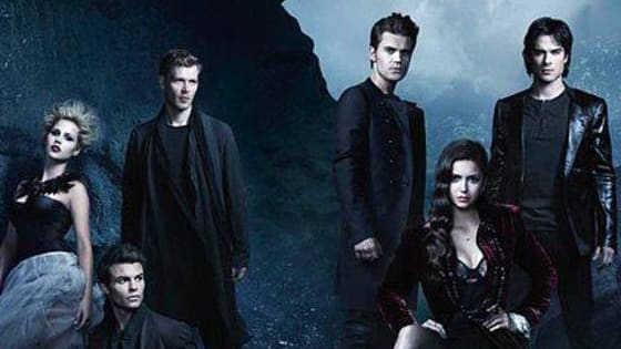 Find out what character from The Vampire Diaries you are.