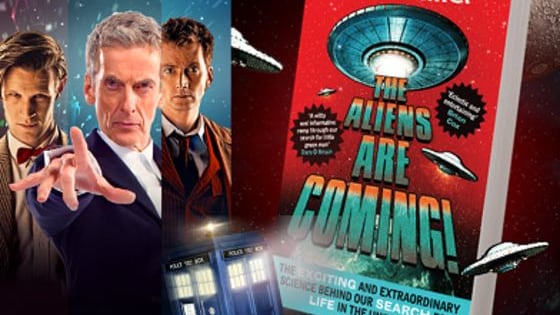 Consider yourself a Doctor Who buff? Or are you more generally a lover of all things Science? Take our quiz to see if you can identify which of these phenomena feature in the popular TV series, or in Ben Miller's new book about our search for life in the universe, The Aliens are Coming!.