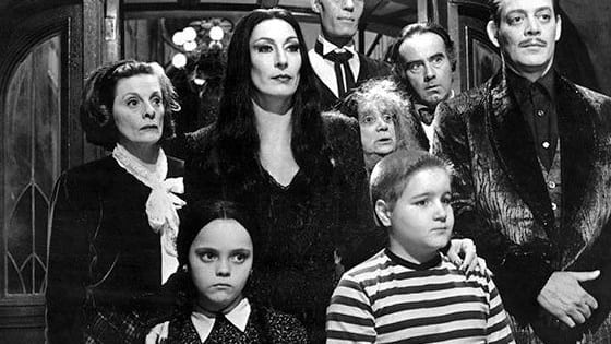 Which ghoulish family do you and your loved ones most resemble?