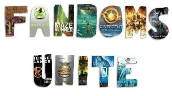 What is your favorite book series? Show us here!