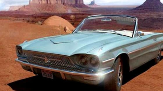 Are you a total car geek? Prove it by naming the movies these cars are from!