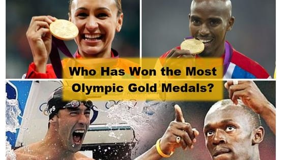 How much do you know about some of the most successful athletes in Olympic History?!