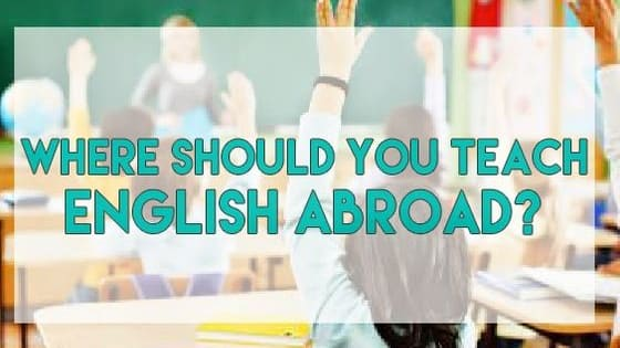 You've thought about teaching English abroad, but in a world with nearly 200 countries, where do you begin your search? Take this quiz to find out which countries you should look at first!