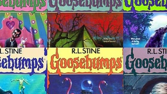Can you guess the missing words from these titles of original R.L. Stine 'Goosebumps' books?