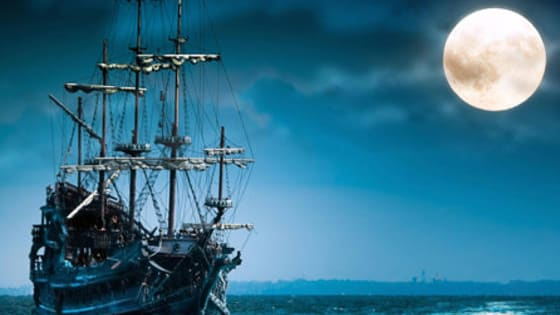 Criminals of the sea, desperate sailors or romantic heroes? How much do you really know about pirates?