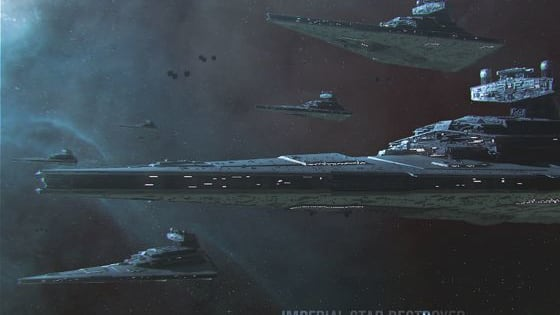 From menacing Star Destroyers to speedy Corellian Corvettes, starships in the Galactic Civil War vary in thousands of ways. Which one is yours to command?