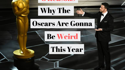Riding on the wake of the past two (rather awkward) oscar nights, 2019 is looking to be pretty damn cringy.