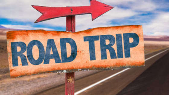 Let's find out what kind of roadtripper — Road Warrior — you are! That's right — that's what I'm calling all of you who get into your car, van, SUV, CUV, truck, or whatever and drive in the name of vacation.