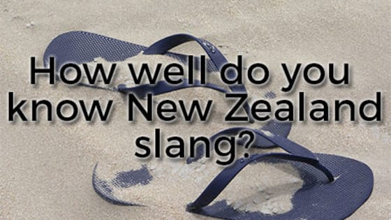 Do you know your jandals from your thongs?