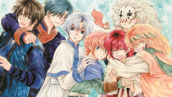 (UNDER CONSTRUCTION) This quiz is to see which character from Akatsuki no Yona (Yona of the Dawn) you most resemble. The characters in this quiz include- Yona, Hak, Soo won, Yoon, Kija, Shin Ah, Jae Ha, & Zeno. The results are based on our personal opinion. Have fun.