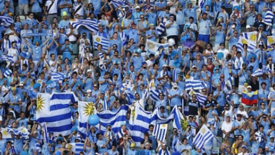 Test how well you know Uruguay's World Cup history