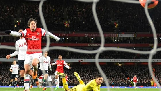 Can you match the iconic line of commentary to the north London derby goal? Let's find out...