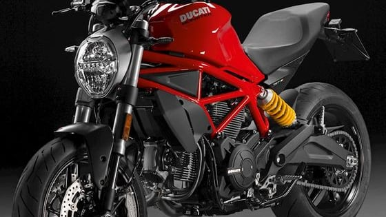 According to various sources, more than 300,000 Monsters in too many variations to keep track of have been sold since the bike's humble beginning. For a long time, Monsters made up over 40% of Ducati sales. It's time to see if you've been paying attention. As usual, the photos may or may not help you. WARNING! Math is involved in the first question.