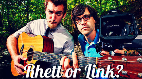 Are You a Mythical Beast? If so, you won't be able to resist this quiz! Find out right now who you act most like- Rhett, or Link?