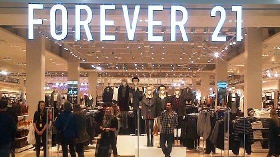 Forever 21? More like Forever $21,000.