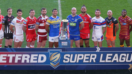 There has been a host of new blood in Super League XXIII. Which player gets your vote as king of the newcomers this season?