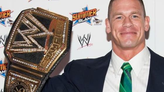 Cena is scheduled to take some time away from WWE, what will he be doing in the mean time?