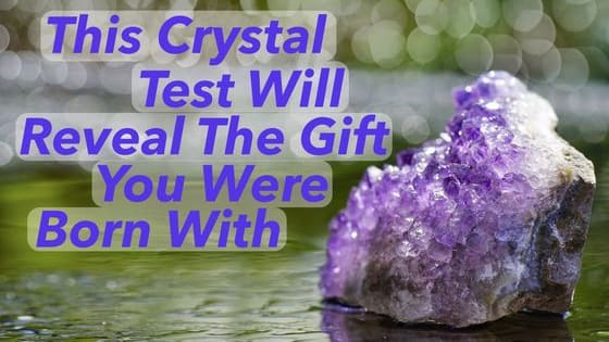 What were you born to do? The crystals tell all!